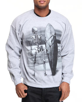 Buyers Picks - Surfing Board Crewneck Sweatshirt