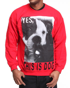 Buyers Picks - This Is Dog Crewneck Sweatshirt