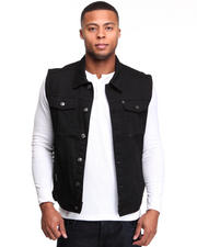 Outerwear - Billy Jack Denim Vest