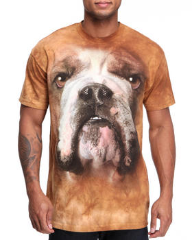 Buyers Picks - Big Face Bulldog Tee
