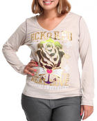 Women - Longsleeve V-Neck Tee