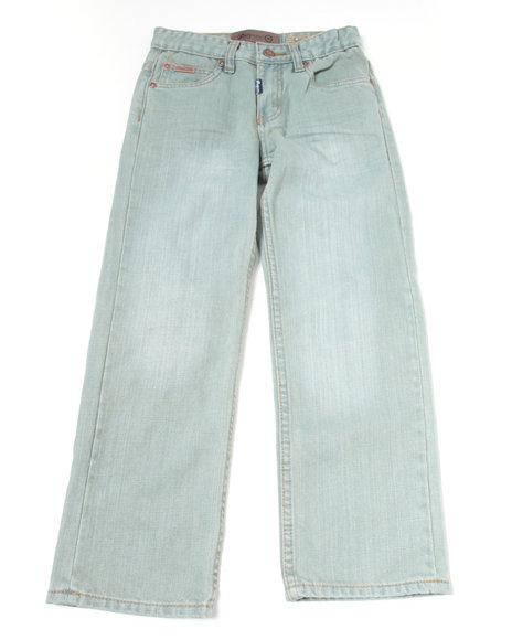 LRG Boys Light Wash Nobility Jeans (8-20)