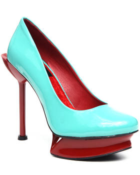 Fashion Lab - Tina Color Block Pump