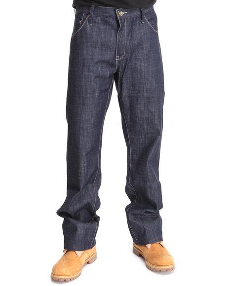 Live Mechanics Men Maroon Manifest Denim Jeans