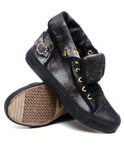 Footwear - Elektra Denim Gold Dust Sneaker