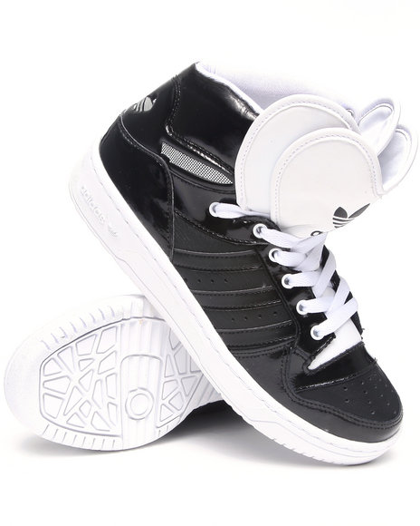 Adidas Women Black M Attitude Logo Heart W Sneakers