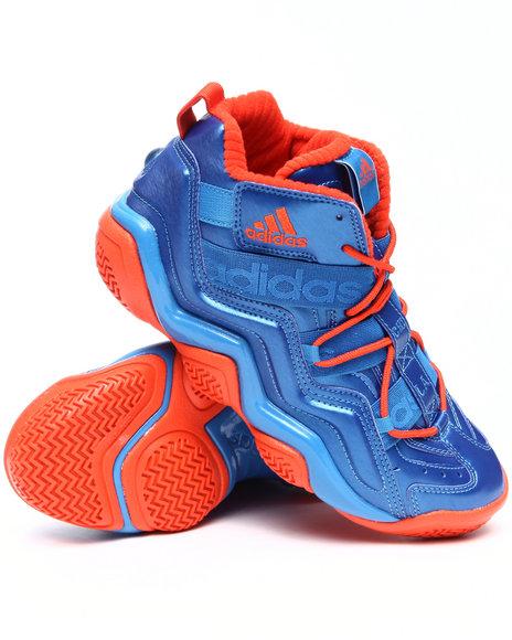 Adidas Men Blue Top Ten 2000 Sneakers