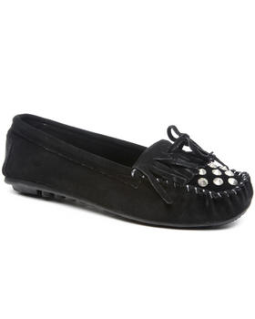 Fashion Lab - Yoda studded flat