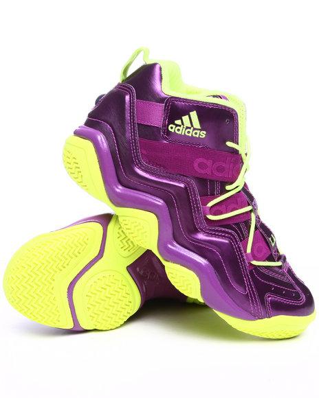 Adidas Men Purple Top Ten 2000 Sneakers