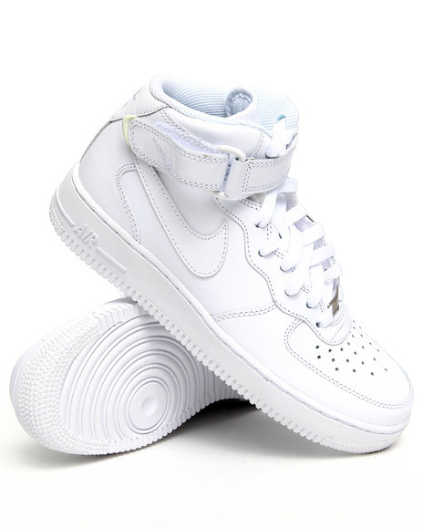 Nike White Air Force 1 Mid '07