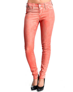 DJP OUTLET - Halle Metallic Wash Skinny Legging Pant