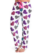 Bottoms - Pink Panther Plush Long Pants