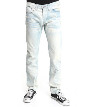 item - Riptide wash slim fit denim jeans