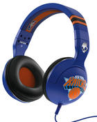NBA, MLB, NFL Gear - NBA Hesh 2.0 New York Knicks Headphones
