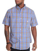 Chaps - Sapelo S/S Plaid Shirt