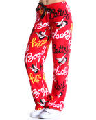 Graphix Gallery - Betty Boop Plush Pants
