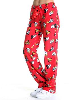 Graphix Gallery - Mickey and Friends Fleece Lounge Pants