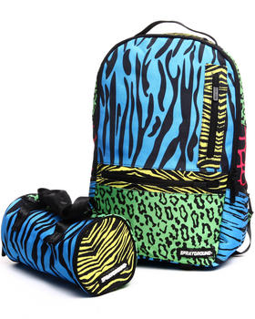 Sprayground - The Wild Deluxe Trooper Backpack
