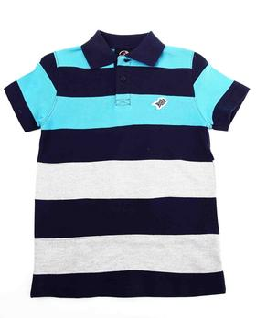 Southpole - CUT & SEW POLO (4-7)