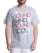 Men - SOUND MIND TEE