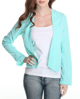 Fashion Lab - Slash back blazer