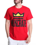 Men - Milkcrate Crown tee