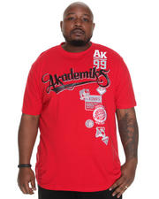 Big & Tall - De'Ja'Vu Akademiks Tee (B&T)