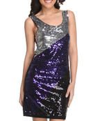 Fashion Lab - Chillax sequin dress