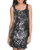 Fashion Lab - Run this world sequins mini dress