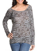Long-Sleeve - Knit tops