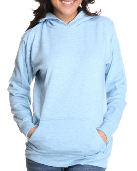Basic Essentials - Fleece Hoodie Pullover