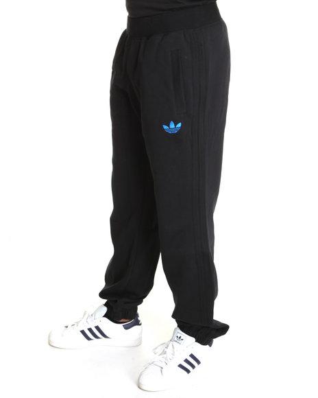 Adidas Men Black Adidas Originals Sweatpants