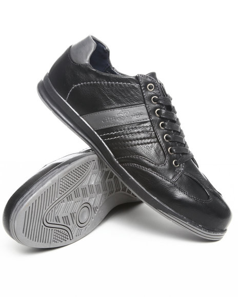 Buyers Picks Men Black Low Profile Sneaker