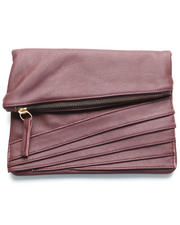 Clutches - Nico Clutch - Oxblood