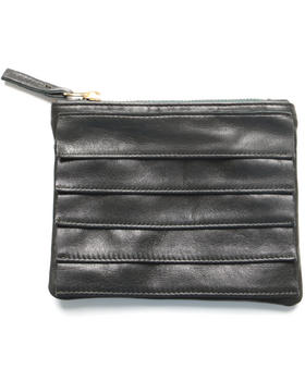 Collina Strada - Ricco Black Leather Pouch