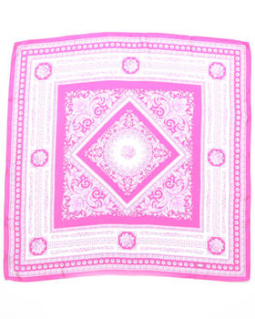 Versace - Floral Filigree Print