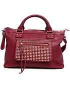 Fashion Lab - Stud Detail Oversize bag