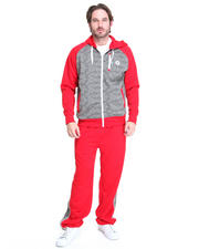 Men - FlashBack Tricot TrackSuit Set