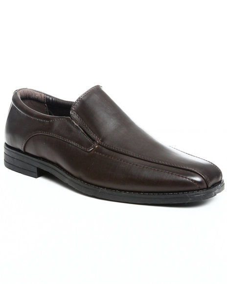 fred slip on dress shoe