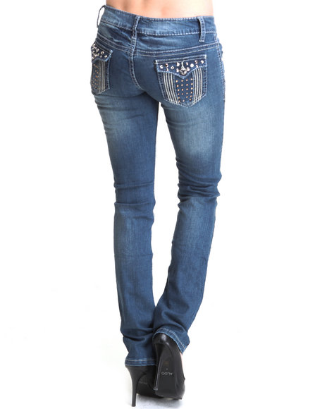 Basic Essentials Women Blue Basic Jeans