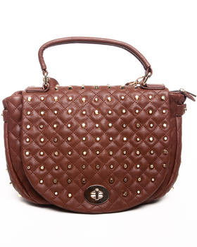 Fashion Lab - Studded handbag