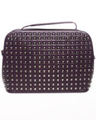 Women - Studded Handbag