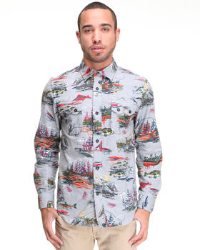 Billionaire Boys Club - Fly Fishing shirt