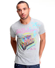 Shirts - Las Vegas Flocked Tee