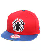 Hats - Spider-Man HERO Bit Snapback hat
