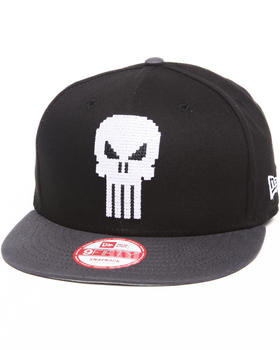 New Era - Punisher HERO Bit Snapback hat