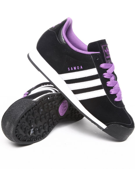 Adidas Women Black Samoa W Sneakers