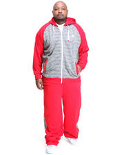 Big & Tall - FlashBack Tricot Track Suit Set (B&T)