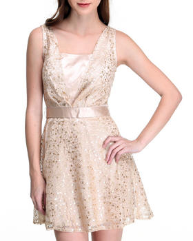 Fashion Lab - Sequins Party Dress