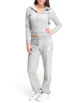 Apple Bottoms - Around The Way Active Hoodie Set